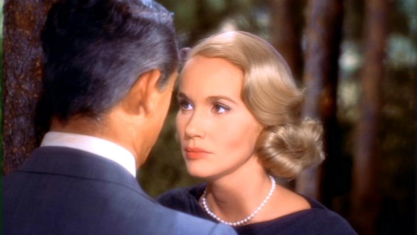 Eve Marie Saint e Cary Grant